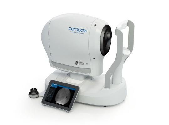 Icare Compass silmänpohjakamera