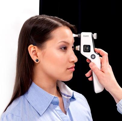 Icare IC100 silmänpainemittari