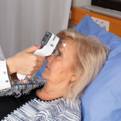 Icare ic200 silmänpainemittari
